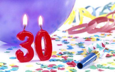 Fazoli's Turns 30-Years Old in 2018!