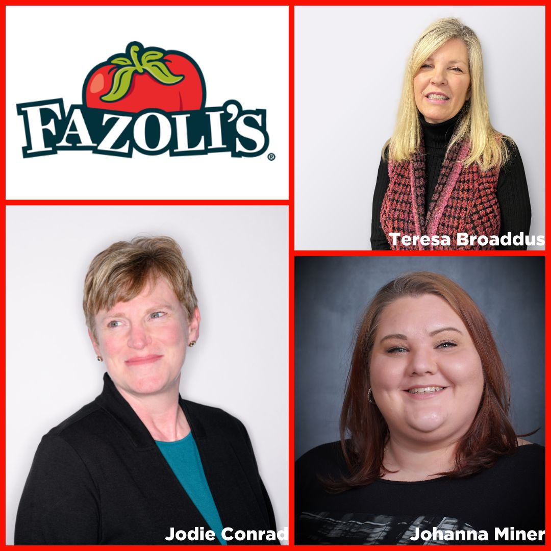 Fazoli's - Teresa Broaddus, Jodie Conrad, Johanna Miner