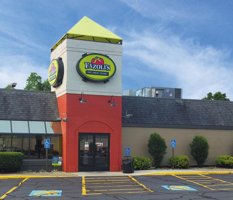 Lansing Store Exterior
